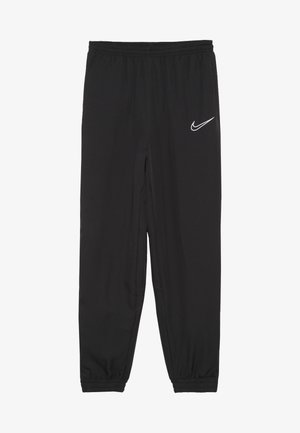DRY PANT - Tracksuit bottoms - black/white