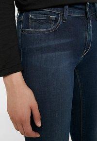 Replay - NEW LUZ HYPERFLEX + - Jeans Skinny Fit - dark blue - 5