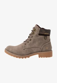 Dockers by Gerli - Lace-up ankle boots - taupe/braun - 1