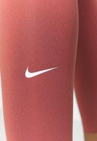 Nike Performance - ONE - Leggings - canyon rust/white - 3