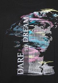 Nominal - DREAM  - Print T-shirt - black - 4
