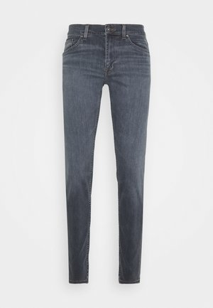 EVOLVE - Slim fit jeans - grey denim