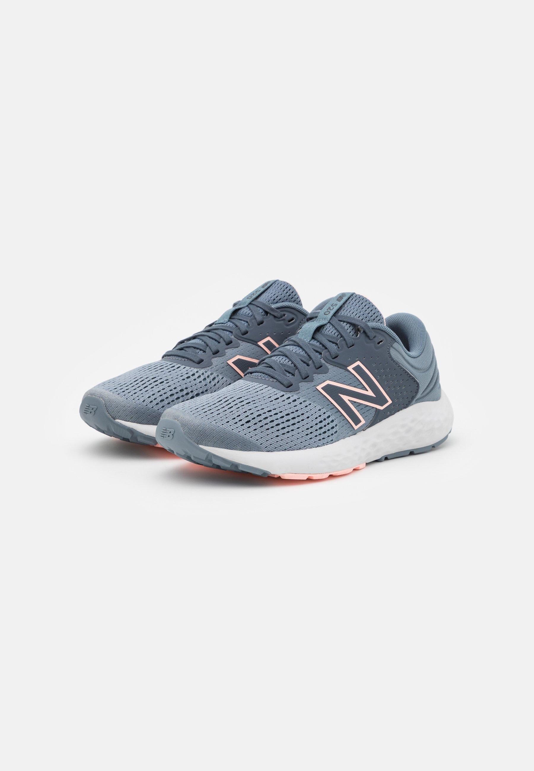 520 - Scarpe running neutre - dark grey/silver