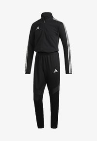 adidas Performance - Tiro 19 Training Overalls - Träningsset - black - 6