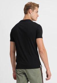 Replay - 2 PACK - T-shirt basic - black - 3