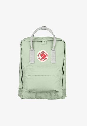Rucksack - mint green-cool white