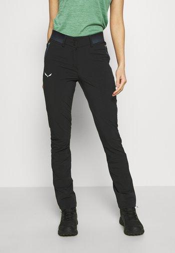 PEDROC  - Kalhoty - black out