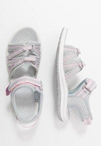 Viking - MOLLY - Walking sandals - light grey - 0