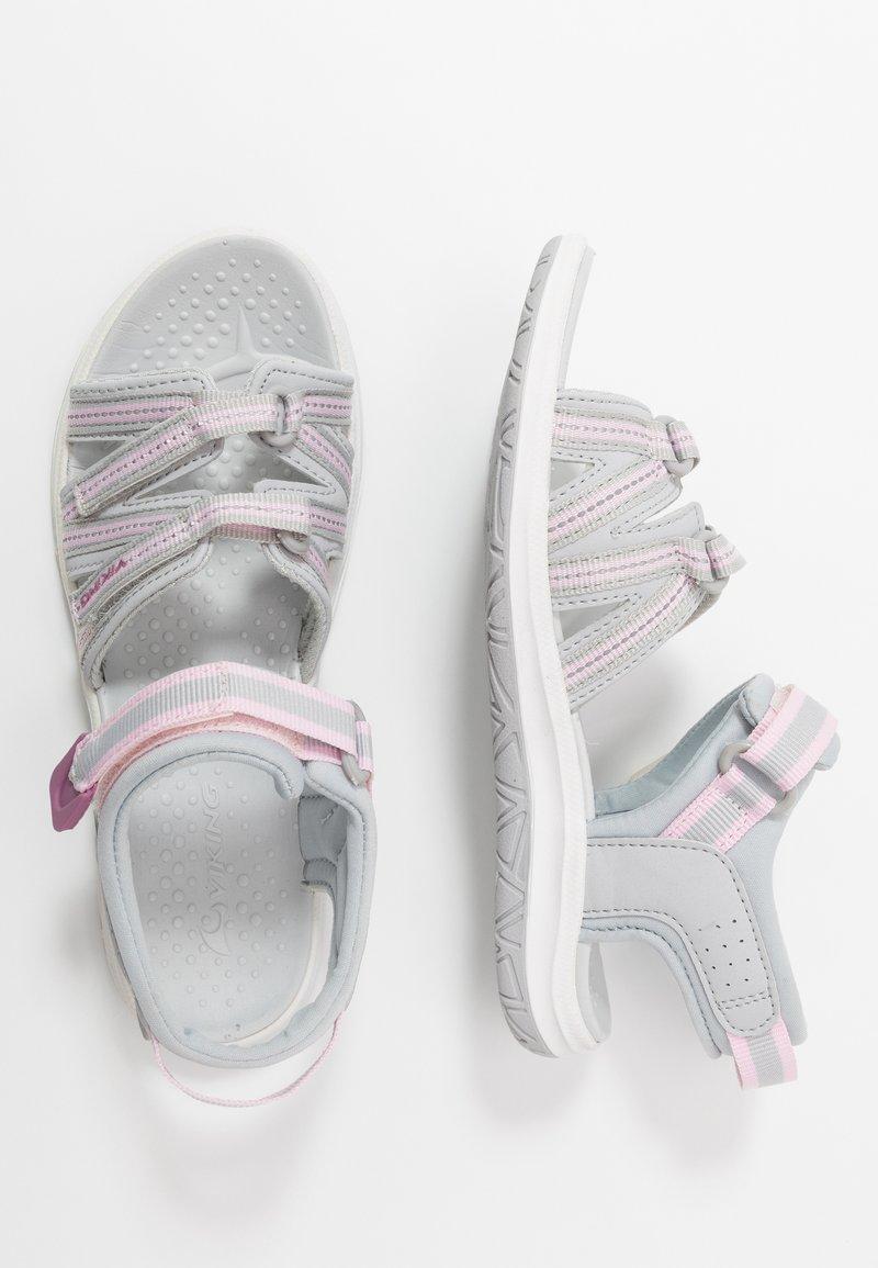 Viking - MOLLY - Walking sandals - light grey