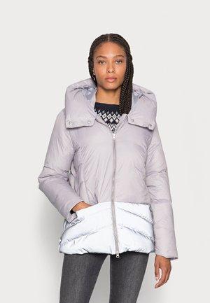 MARLY JACKET - Winter jacket - silver sconce