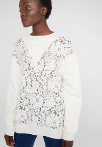 See by Chloé - Sweatshirt - crystal white - 5