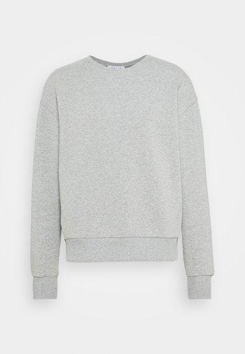 BASIC LOOSE FIT - Collegepaita - grey marl