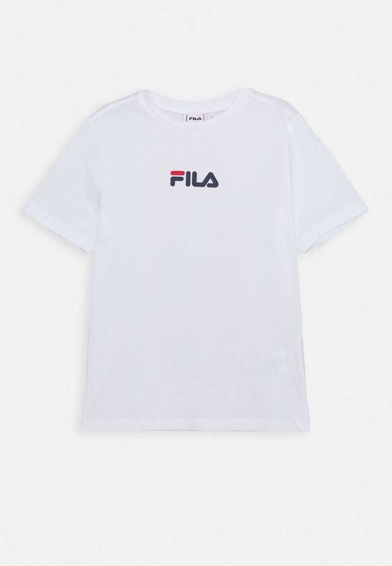 Fila - THERA - T-shirt imprimé - bright white