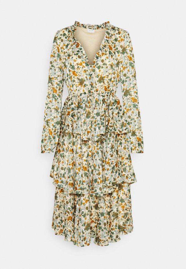 VIPAUS MEDI DRESS - Vestito estivo - ivy green