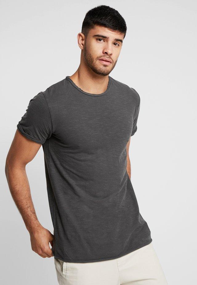 ALAIN - T-shirt basic - dark grey