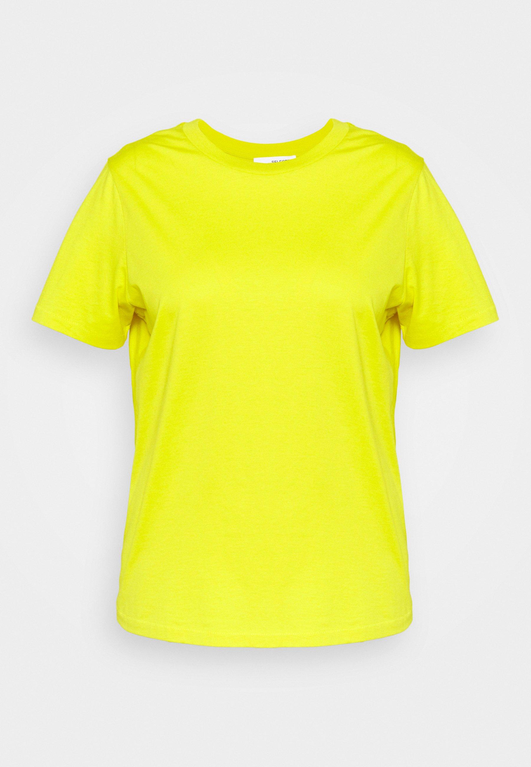 Damen SLFPERFECT TEE BOX CUT - T-Shirt basic