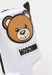 MOSCHINO - Boots - white - 5