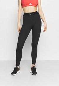 adidas Performance - LONG  - Collants - black - 0