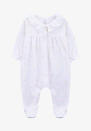 OLSSON - Sleep suit - white