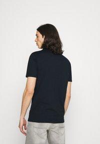 Ellesse - FILIP - T-shirt z nadrukiem - navy - 2