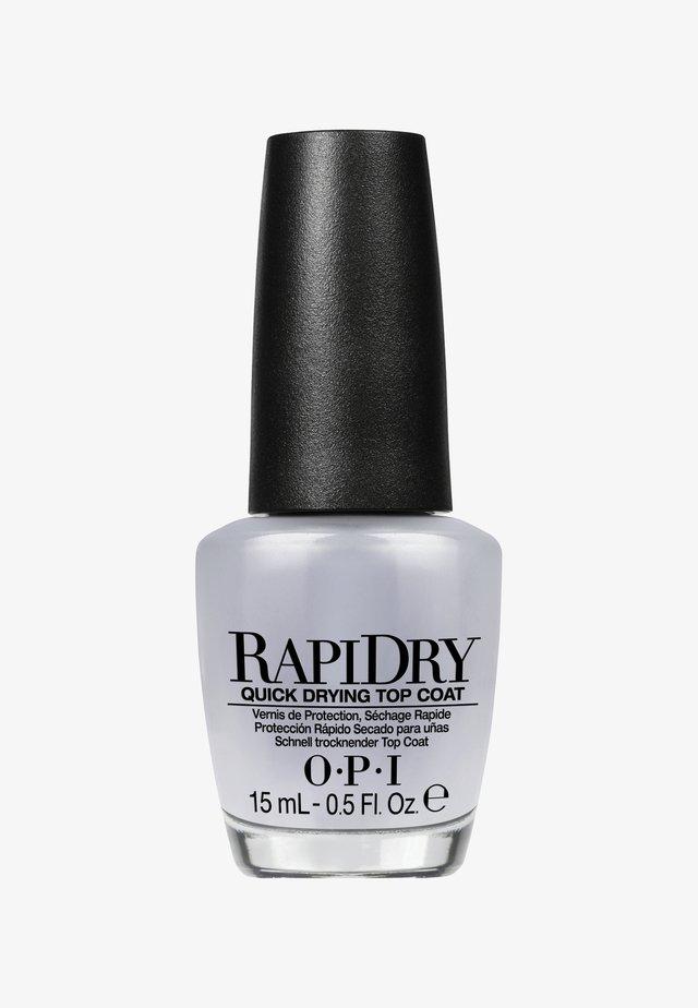 RAPI DRY TOP COAT - Nagellak: top coat - NTT74