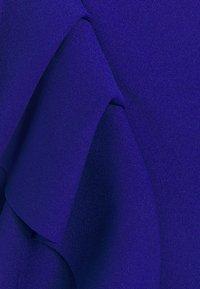 WAL G. - KENSLEY RUFFLE SLEEVE DRESS - Day dress - electric blue - 6