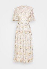 Needle & Thread - REVERIE ROSE BALLERINA DRESS - Společenské šaty - champagne - 5