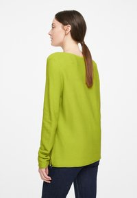 comma casual identity - Sweter - lime - 2