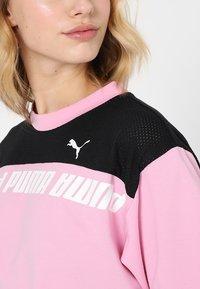 Puma - MODERN SPORTS TEE - Print T-shirt - pale pink - 5