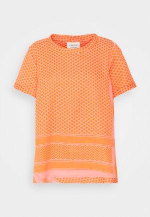 Print T-shirt - flush