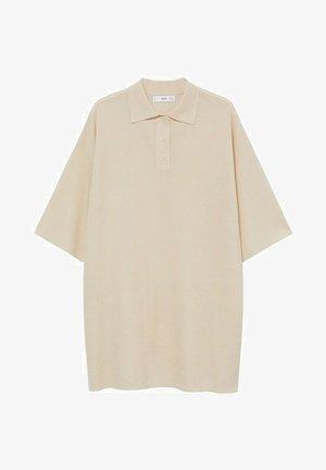 Polo shirt - crudo