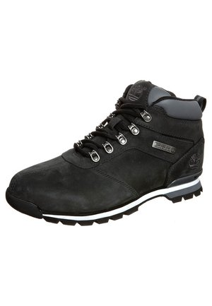 SPLITROCK  - Veterboots - black nubuck