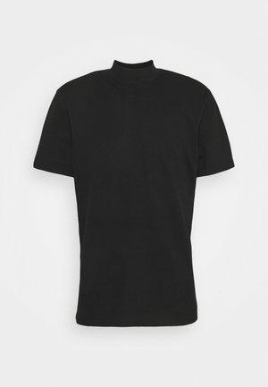 ONSKIT LIFE MOCK NECK TEE - T-shirt - bas - black