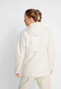 Columbia - SOUTH CANYON™ JACKET - Hardshell jacket - chalk - 2