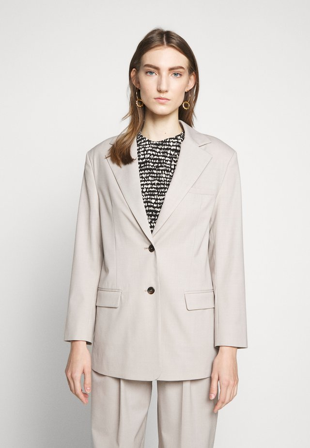 VALENTINA - Blazer - light grey