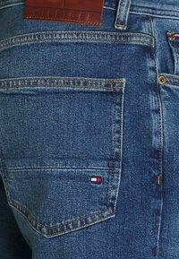 Tommy Hilfiger - CORE MERCER REGULAR  - Straight leg jeans - boston indigo - 6