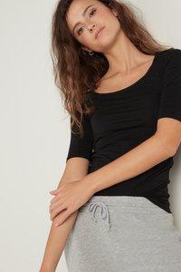 Tezenis - Basic T-shirt - nero - 2