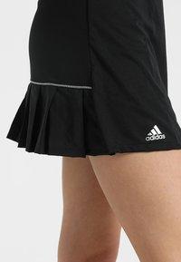 adidas Performance - CLUB DRESS SET - Sportovní šaty - black - 6