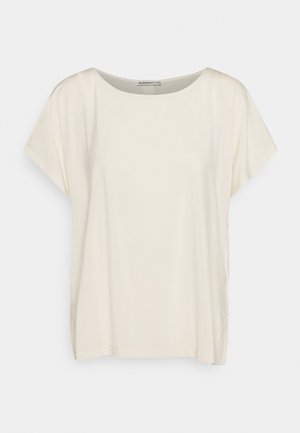 KIMANA - Basic T-shirt - ecru