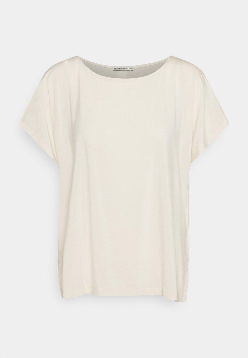 DRYKORN - KIMANA - Basic T-shirt - ecru