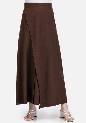 Maxi skirt - braun