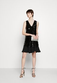 Emporio Armani - DRESS - Sukienka koktajlowa - black - 1
