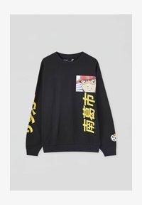 PULL&BEAR - Sweatshirt - black - 6