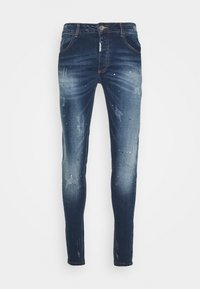 Alessandro Zavetti - RIMNI CARROT - Jeans Tapered Fit - blue wash - 3