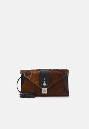 DOLCE ENVELOPE - Clutch - brown