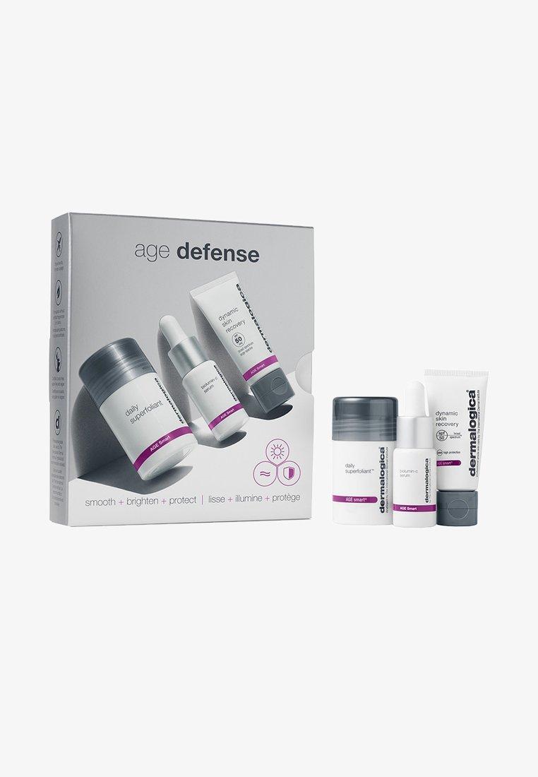 Dermalogica - AGE DEFENSE KIT - Skincare set - -