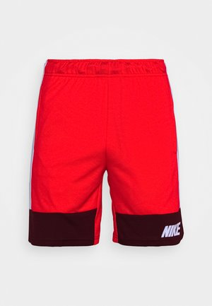 DRY SHORT 5.0 - Pantalón corto de deporte - university red/mystic dates/white