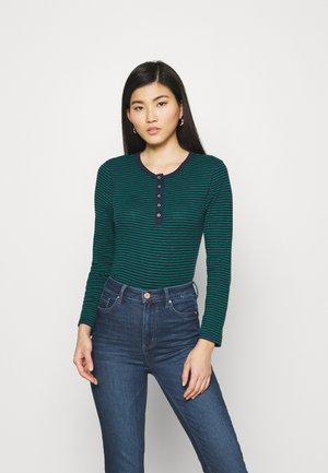 SCOOP HENLEY - Long sleeved top - green