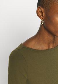 GAP - SHIFT - Day dress - olive - 5