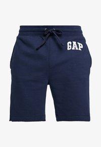 GAP - ORIG ARCH - Pantalones deportivos - tapestry navy - 4